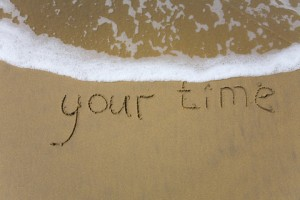 YOUR TIME WATER SAND