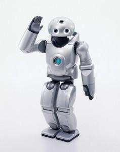 ROBOT SONY'S BIPEDAL HUMOID ROBOT