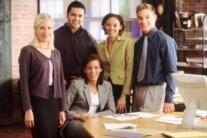 Youthful Corporate Portrait April 10, 2001